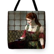 Nell Gwynn Meets The King Tote Bag