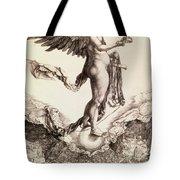Nemesis Tote Bag