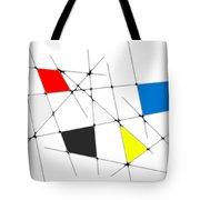 neoplasticism 09 I Tote Bag