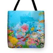 Neptune Kingdom Tote Bag
