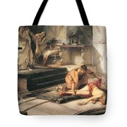 Nero And Agrippina Tote Bag