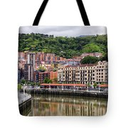 Nervion Tote Bag