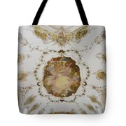 Nesselwang Church Ceiling And Organ Tote Bag
