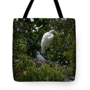 Nest Lookout Tote Bag