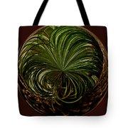 Nesting Pine Orb Tote Bag