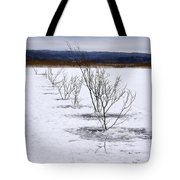 Network Pathway Tote Bag