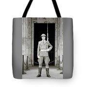 The Soldier Tote Bag