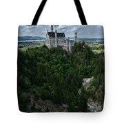 Neuschwanstein Tote Bag