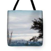 Nevada Blue Tote Bag
