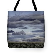 Nevada Blue Skies Tote Bag