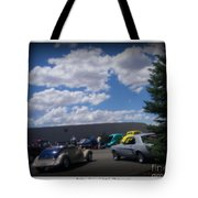 Nevada Blue Sky Tote Bag