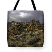 Nevada Desert Skies Tote Bag