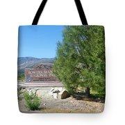 Nevada Landmark Tote Bag