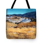 Nevada Landscape Tote Bag