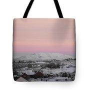Nevada Morning Tote Bag