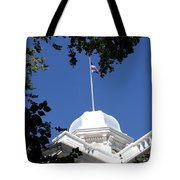 Nevada State Capitol Tote Bag