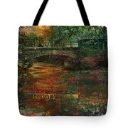 Never Came Back Tote Bag