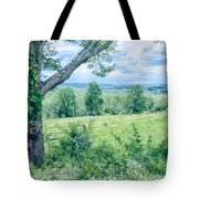 Never Ending Fields Tote Bag