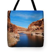 Never Ending Waterways Tote Bag