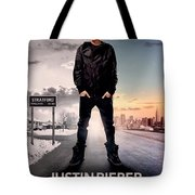 Never Say Never 1 Tote Bag