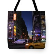 Never Sleeps Tote Bag
