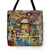 Neverending Stories Tote Bag