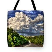 Atlanta And The Southside Neverland Tote Bag