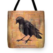 Nevermore II Tote Bag