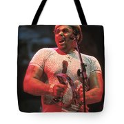 Neville Brothers Tote Bag