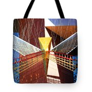 New Age Performing Arts Center Tote Bag