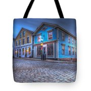 New Bedford - Historic District Tote Bag