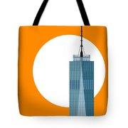 New Beginnings Freedom Tower Tote Bag