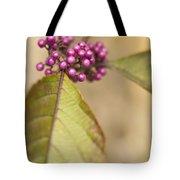 New Berries Tote Bag