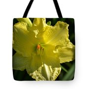 New Born - Lily Tote Bag