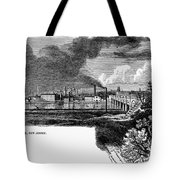 New Brunswick, 1876 Tote Bag