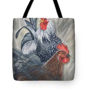 New Chick In Town Tote Bag