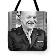 New Chief Of Staff Eisenhower Tote Bag
