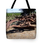 New Crop Antiquated Grader Tote Bag