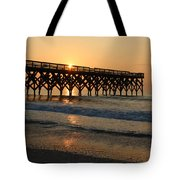 New Crystal Pier Tote Bag