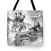 New Deal: Cartoon, 1943 Tote Bag