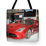New Dodge Viper Tote Bag