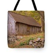 New England Barn Tote Bag