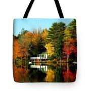 New England Tote Bag
