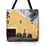 New England Roots Tote Bag
