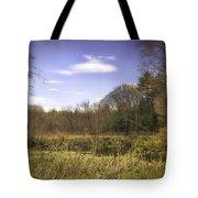 New England Wetland Tote Bag