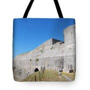 New Fort Corfu 1 Tote Bag