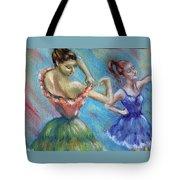 New Girl Tote Bag