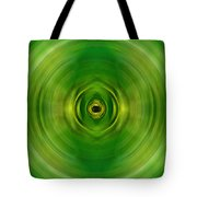 New Growth - Green Art By Sharon Cummings Tote Bag