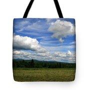 New Hampshire Blue Sky  Tote Bag