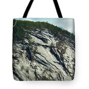New Hampshire Ledge Tote Bag